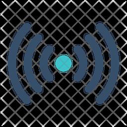 Broadcast Signal Icon