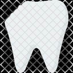 Broken Flat Icon