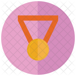 Bronze Medal Icon Of Flat Style Available In Svg Png Eps Ai Icon Fonts