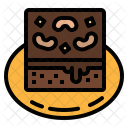 Brownie Icon