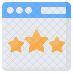 Browser Review Icon