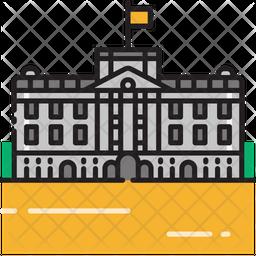 Buckingham Palace Icon