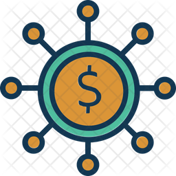 Budget forecasting Icon