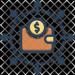 Budget Spending Icon