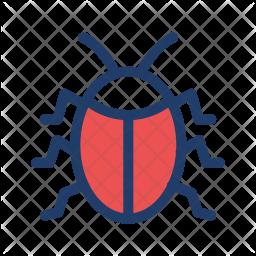 Bug Logo Icon