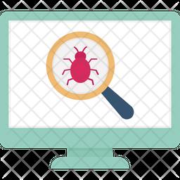 Bug Detection Icon