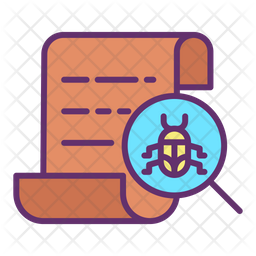 Bug File Icon