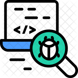 Bug Finding Icon