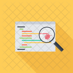 Bug, Fix, Seo, Business, Startup, Marketing, Optimization Icon