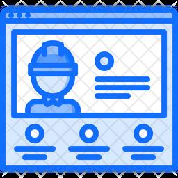Builder website Icon