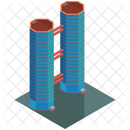 Building tower Icon