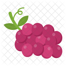 Bunch of Grapes Icon