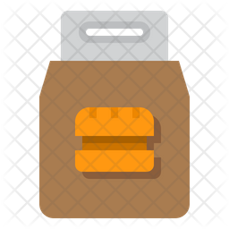Burger Pack Icon