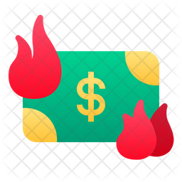 Burn Rate Icon
