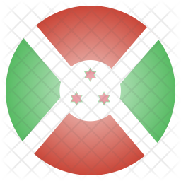 Burundi Flag Icon Of Flat Style Available In Svg Png Eps Ai Icon Fonts