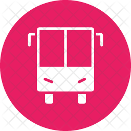 Bus Icon Of Glyph Style Available In Svg Png Eps Ai Icon Fonts