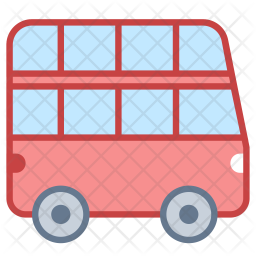 Bus Icon Of Colored Outline Style Available In Svg Png Eps Ai Icon Fonts