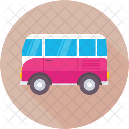 Bus Icon Of Flat Style Available In Svg Png Eps Ai Icon Fonts