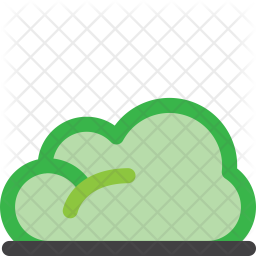 Bush Icon Of Colored Outline Style Available In Svg Png Eps Ai Icon Fonts