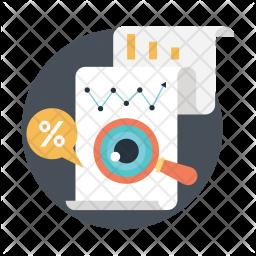 Business analysis Icon