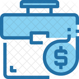Business Case Icon Of Colored Outline Style Available In Svg Png Eps Ai Icon Fonts