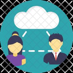 Business Community Icon