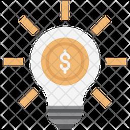 Business Creativity Icon