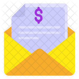 Business Email Flat Icon