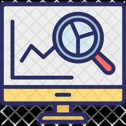 Business evaluation Icon