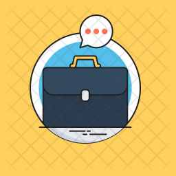 Business Language Icon