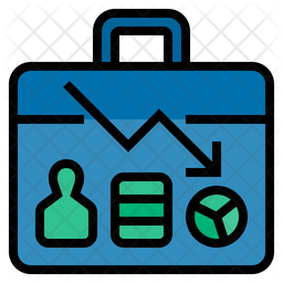 Business Losses Icon