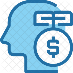 Business mind Icon