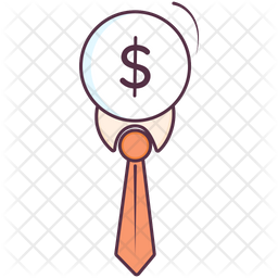 Business Necktie Icon