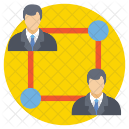Business Relation Icon