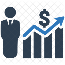 Business, Report, Analytics, Bar, Chart, Financial, Graph Icon