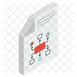 Business Sitemap Report Icon