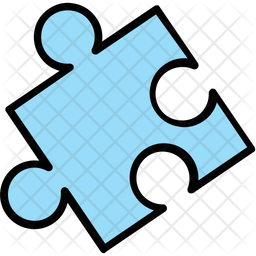 Business Solutions, Colored Outline Icon