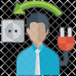 Business Technician Icon
