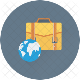 Business Trip Icon Of Flat Style Available In Svg Png Eps Ai Icon Fonts