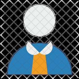 Businessman Flat Icon