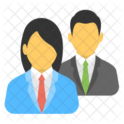 Businessman Logo Icon Of Flat Style Available In Svg Png Eps Ai Icon Fonts