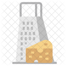 Butter Grater Icon