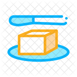 Butter Piece Icon