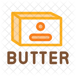 Butter Product Icon