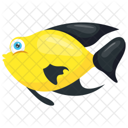 Butterfly Fish Icon png