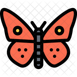 Butterfly, Pet, Animal, Vet, Store, Zoo Icon