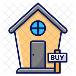Buy a house Icon