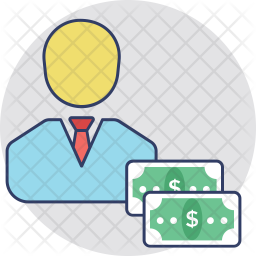Buyer Colored Outline Icon