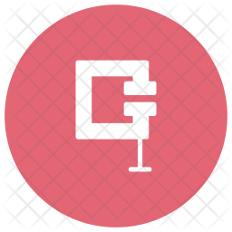 C-clamp Icon