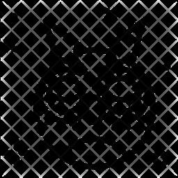 C Po Line Icon